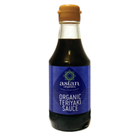 Organic Teriyaki Sauce 600ml - Asian Organics