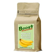 Organic  Banana Fruit Powder 500g - Boost Nutrients