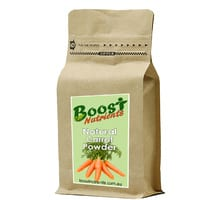 Australian Organic Carrot Vegetable Powder 500g - Boost Nutrients