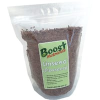 Linseed or Flaxseed Organic Australian  500g - Boost Nutrients