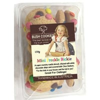 Mini Freckle Bickies by Bush Cookies 150g