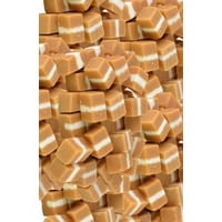 Jersey Caramels - 1kg Bulk Lollies Bag for Lolly Buffet - The Lolly Shop
