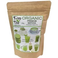 Organic Matcha Japanese Premium Tea Powder - 100g